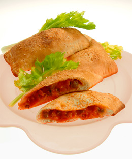 Stuffed Pizza Pockets