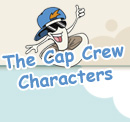 The Cap Crew Characters